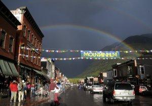 Latitude 38 Vacation Rentals - 877-450-8838 - Mountainfilm in Telluride 2011