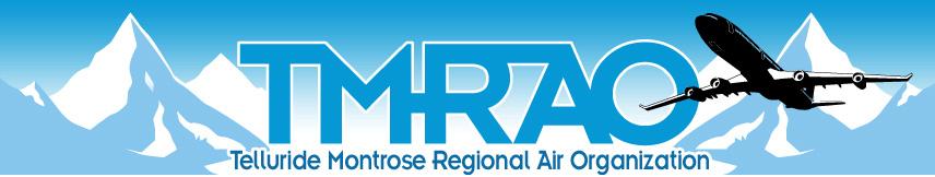 Telluride Montrose Regional Airport - 1-866-850-5286