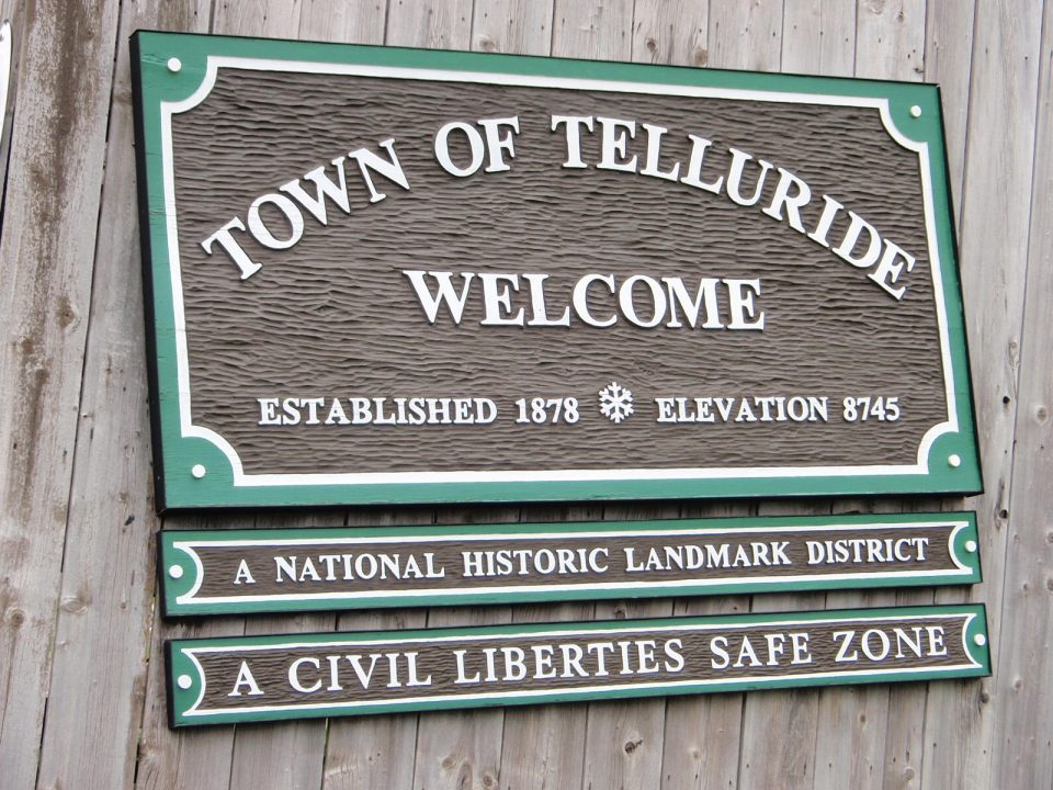 Welcome 2012 USA Pro Cycling Challenge Telluride - 877-450-8838