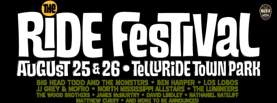 Ride Festival Telluride Lodging - 877-450-8838