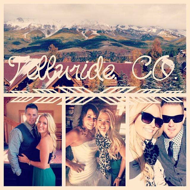 Share your favorite Telluride photos using #telluride