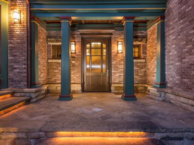135 W Galena- Front Door