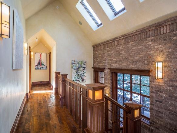 135 W Galena- Upstairs Hallway