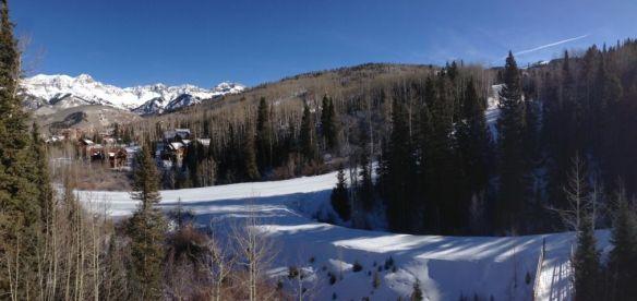 Tristant 135 - Ski Access